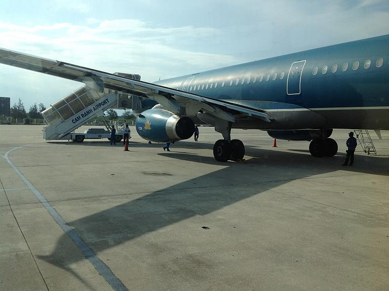 Ханой (Ной Бай) - Нячанг (Камрань),  Далат (Льенкхыонг) - Ханой (Ной Бай) с Vietnam Airlines