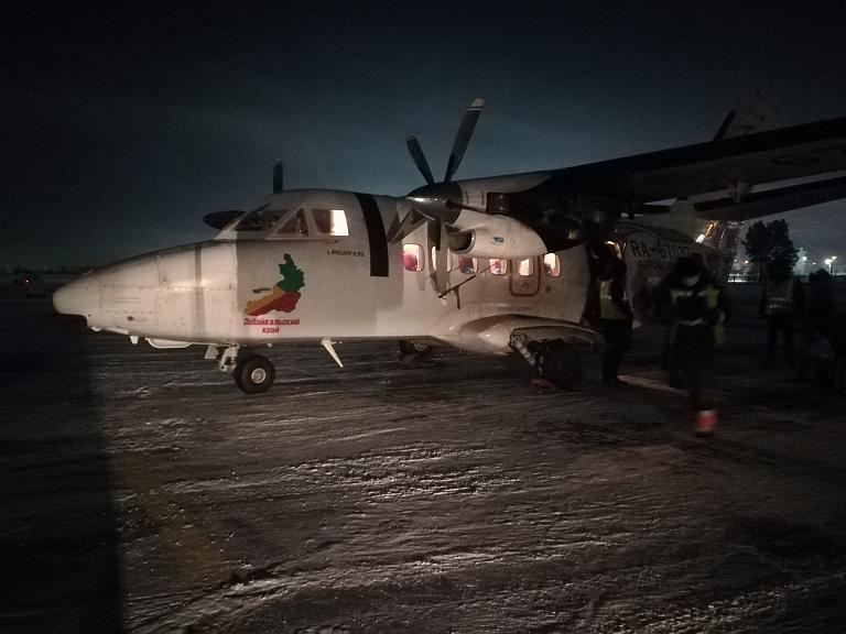 Фотообзор авиакомпании СиЛА (SiLA)