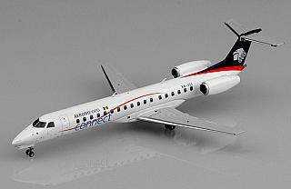 Модель самолета Embraer ERJ-145