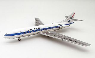 Модель самолета Sud Aviation SE-210 Caravelle VI-R
