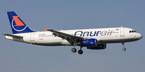 Onur Air. Airline code, web site, phone, reviews and opinions.