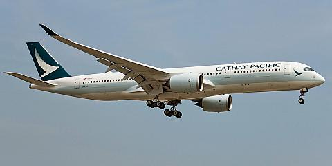 Cathay Pacific. Airline code, web site, phone, reviews and opinions.