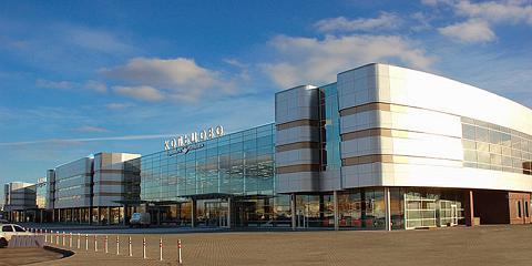 Аэропорт Екатеринбург Кольцово (Ekaterinburg Koltsovo Airport)