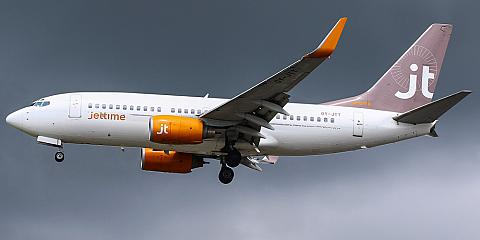 Boeing 737-700 - commercial aircraft. Pictures, specifications, reviews.