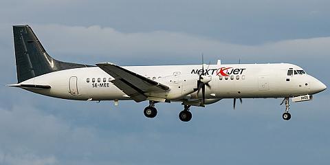 BAe ATP - пассажирский самолет. Фото, характеристики, отзывы.