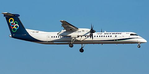 Olympic Air. Airline code, web site, phone, reviews and opinions.