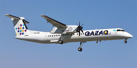 Bombardier Dash 8 Q400 - commercial aircraft. Pictures, specifications, reviews.