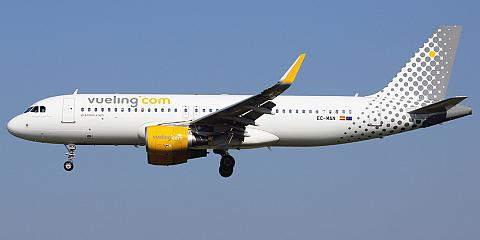Vueling Airlines. Airline code, web site, phone, reviews and opinions.