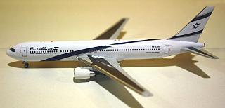 Модель самолета Boeing 767-300ER
