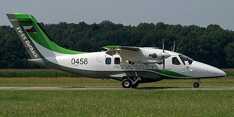 Evektor EV-55 Outback - commercial aircraft. Pictures, specifications, reviews.
