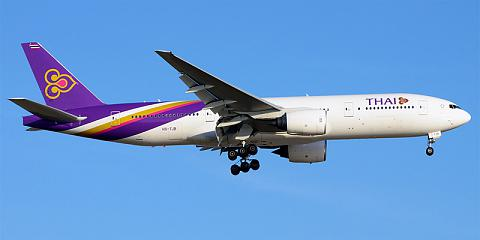 Boeing 777-200 - commercial aircraft. Pictures, specifications, reviews.