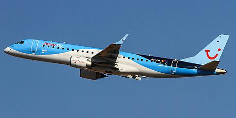 Jetairfly. Airline code, web site, phone, reviews and opinions.
