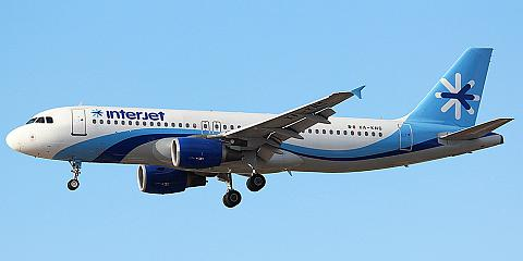 Interjet. Airline code, web site, phone, reviews and opinions.