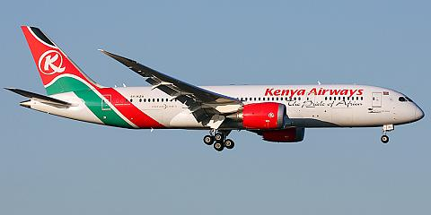 Kenya Airways. Airline code, web site, phone, reviews and opinions.