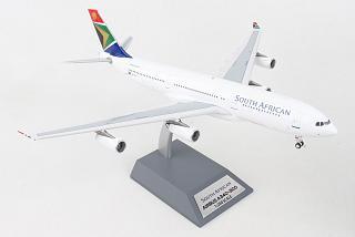 Модель самолета Airbus A340-200