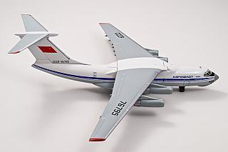 Модель самолета Ильюшин Ил-76ТД