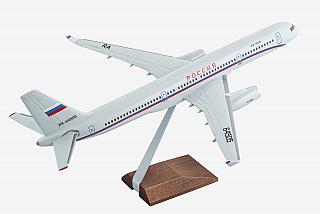 Модель самолета Туполев Ту-214