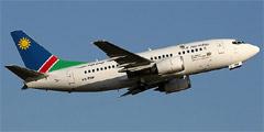 Air Namibia - представительство авиакомпании в Москве