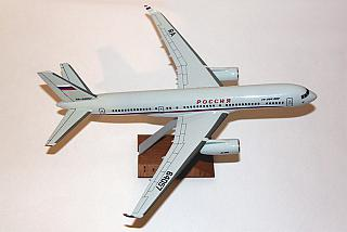 Модель самолета Туполев Ту-204-300