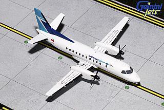 Модель самолета Saab 340