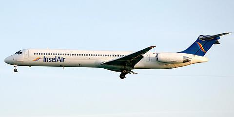 Insel Air. Airline code, web site, phone, reviews and opinions.