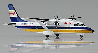 Модель самолета Shorts 360