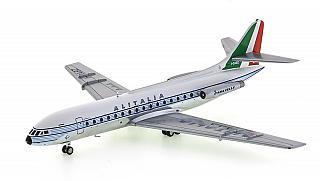 Модель самолета Sud Aviation SE-210 Caravelle