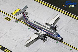 Модель самолета Embraer EMB-120 Brasilia