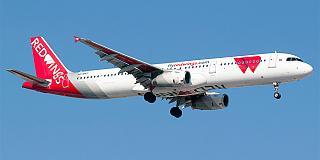 Ред Вингс - авиакомпания Москвы