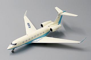 Модель самолета Gulfstream G650