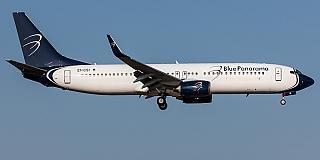 Blue Panorama - представительство авиакомпании в Москве