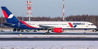 Азур Эйр - авиакомпания Москвы