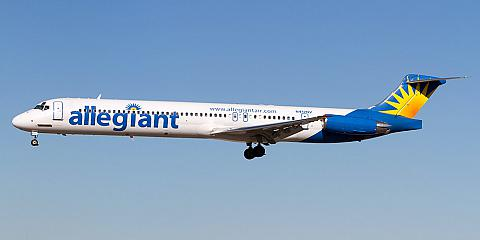 Allegiant Air. Airline code, web site, phone, reviews and opinions.
