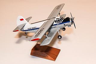 Модель самолета Антонов Ан-2/Ан-3