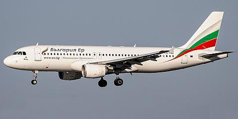 Bulgaria Air. Airline code, web site, phone, reviews and opinions.