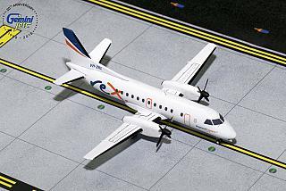 Модель самолета Saab 340B