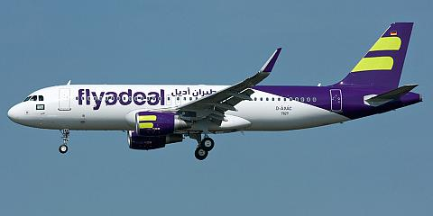 Flyadeal. Airline code, web site, phone, reviews and opinions.