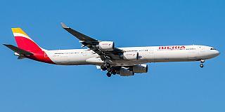 Iberia - представительство авиакомпании в Москве