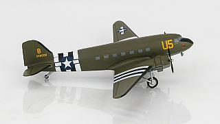 Модель самолета Douglas DC-3