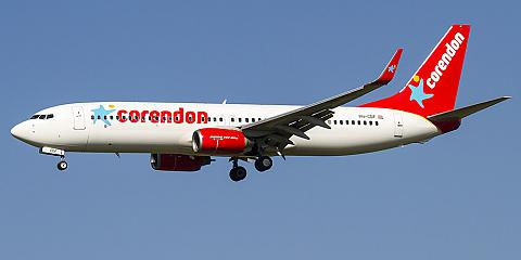 Corendon Dutch Airlines. Airline code, web site, phone, reviews and opinions.