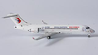 Модель самолета Comac ARJ21