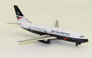 Модель самолета Boeing 737-200