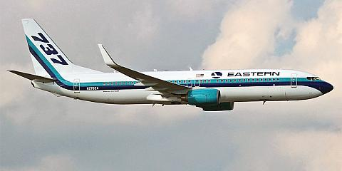 Eastern Air Lines. Airline code, web site, phone, reviews and opinions.