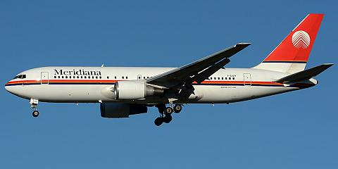 Boeing 767-200 - commercial aircraft. Pictures, specifications, reviews.