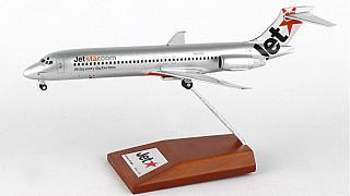 Модель самолета Boeing 717-200