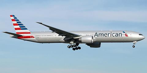Boeing 777-300 - commercial aircraft. Pictures, specifications, reviews.