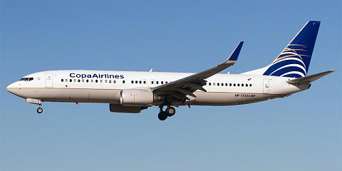 Copa Airlines. Airline code, web site, phone, reviews and opinions.