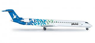 Модель самолета Bombardier CRJ-900
