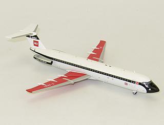 Модель самолета BAC 1-11