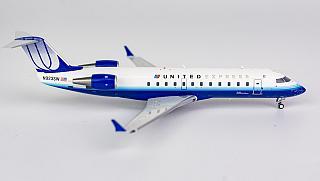 Модель самолета Bombardier CRJ-200LR